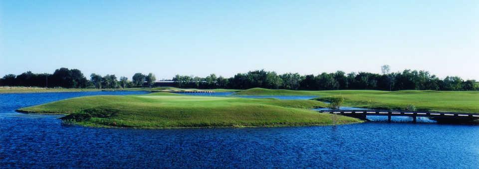 Wildcat Golf Club - Lakes