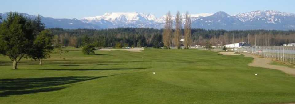Glacier Greens Golf Course