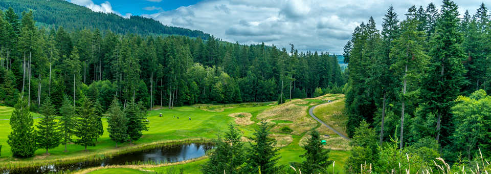 Gold Mountain Golf Club - Olympic Course