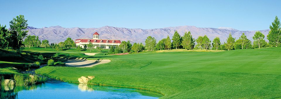 Primm Valley Golf Club - Lakes Course