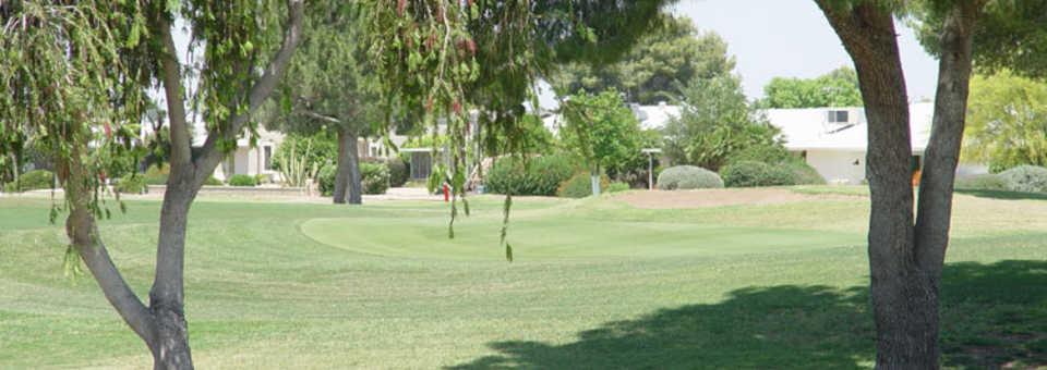 Sun City Willowbrook Golf Course
