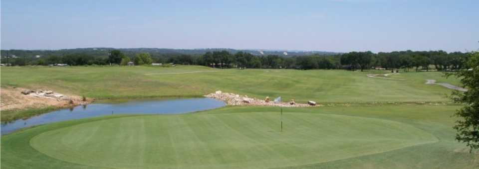 Rebecca Creek Golf Course