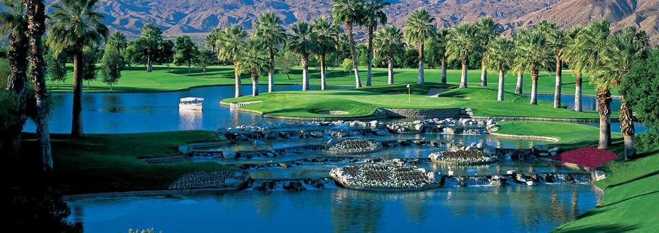 JW Marriott Desert Springs – Palm Course