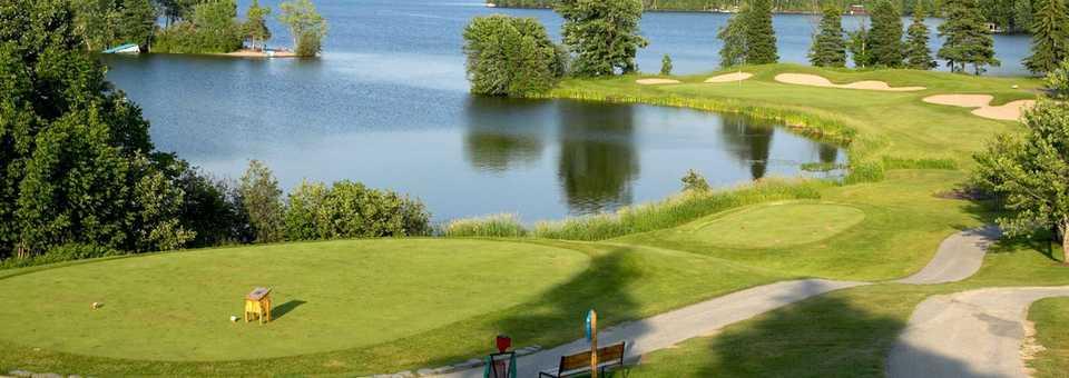 Deerhurst Resort - Lakeside Golf Course
