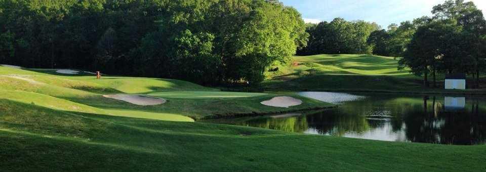 Par 3 Course at Chateau Elan Golf Club - 9-Holes