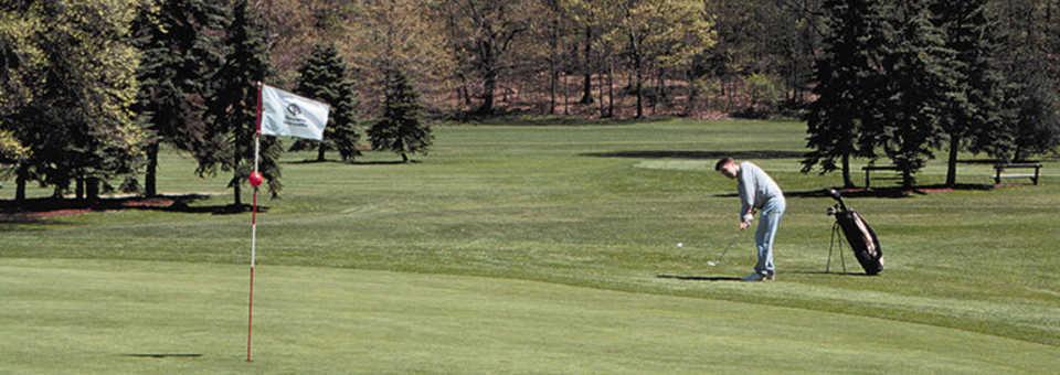Mastick Woods Golf Course