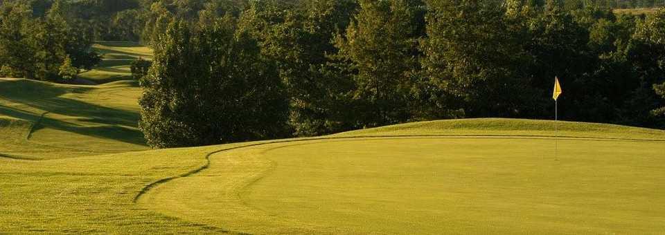 Teetering Rocks Golf Course