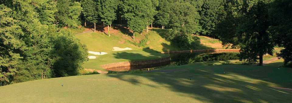 Rock Barn Golf & Spa Jackson Course