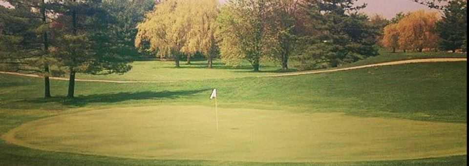 Knollwood Golf Club - Old