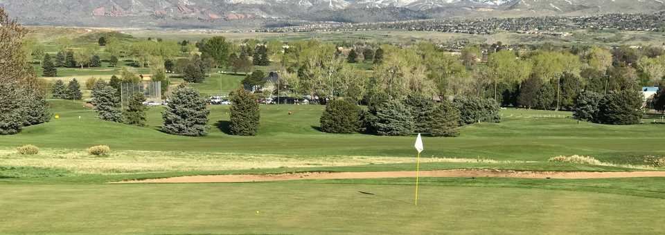 Foothills Golf Course - Executive 9