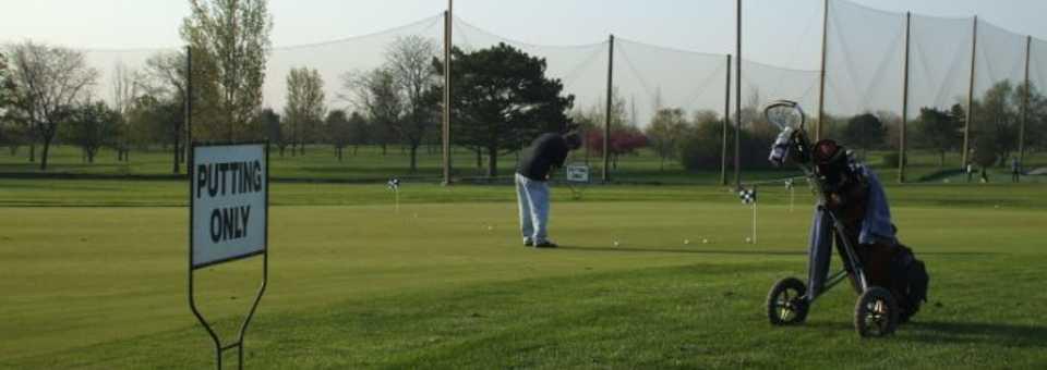 Fresh Meadow Golf Course