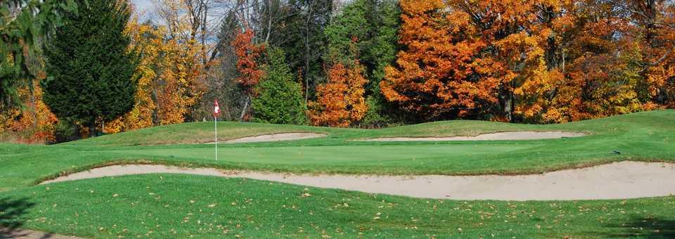 Mill Run Golf Club - Highland Course