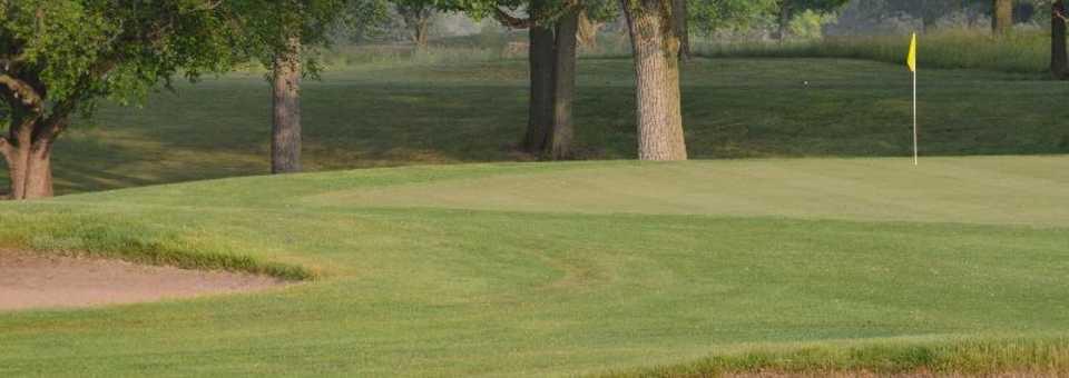 Kittyhawk Golf Center - Falcon Course