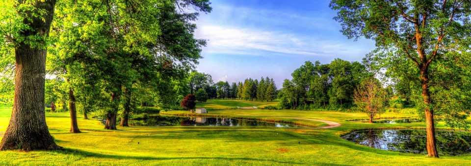 Pine View Golf Club - Hemlock