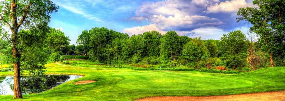 Pine View Golf Club - Spruce