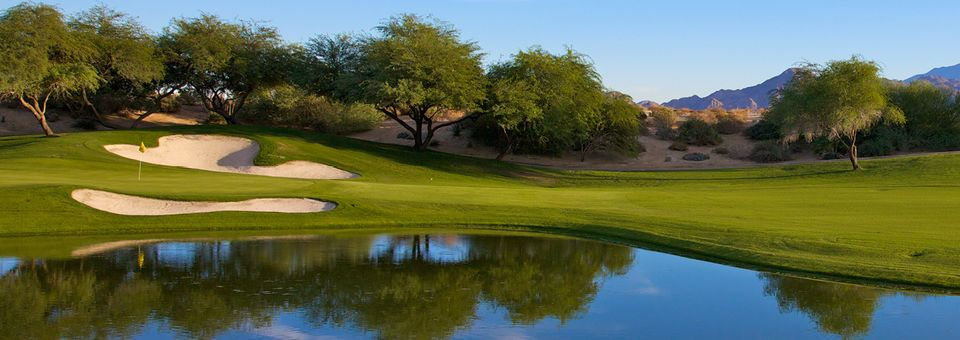 Desert Willow Golf Resort Mountain View