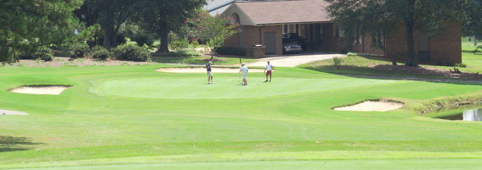 River Bend YMCA Golf Club