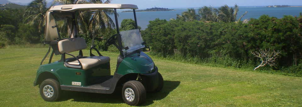 Bay View Golf Course (w/New Carts!)
