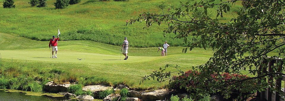 Palmer Golf Course – Speidel (at Oglebay Resort)