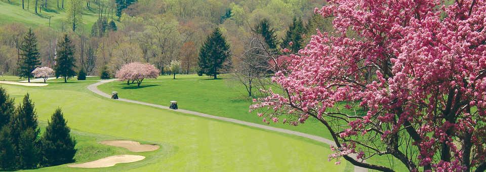 Jones Golf Course – Speidel (at Oglebay Resort)