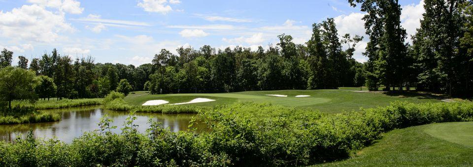 Twin Lakes Golf Course - Oaks Course