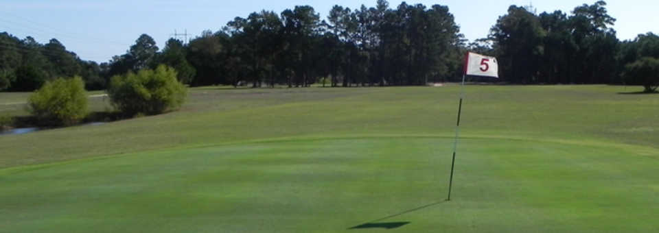 Holly Ridge Golf Course