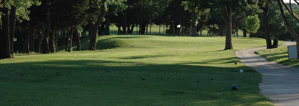 Cimarron National Golf Club - Aqua Canyon Course
