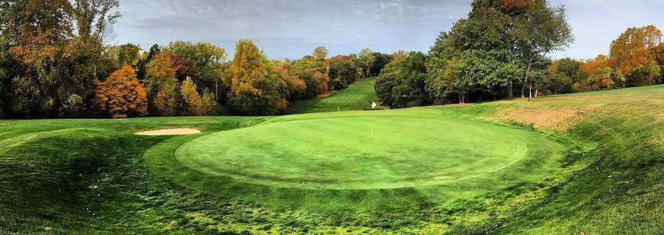 Fairchild Wheeler Golf- Red Course