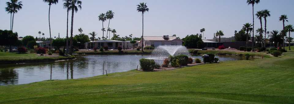 Apache Wells Golf Course