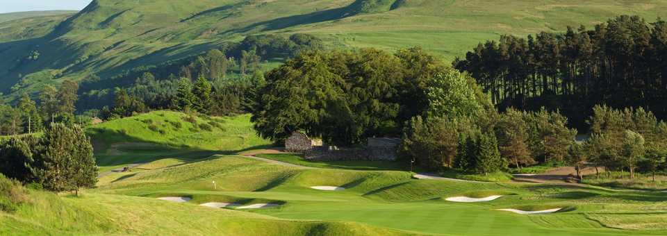 The Gleneagles Hotel - PGA Centenary