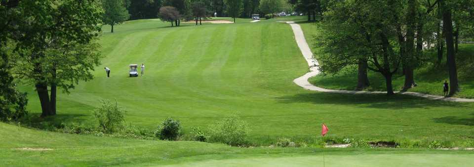 Mt. Pleasant Golf Course
