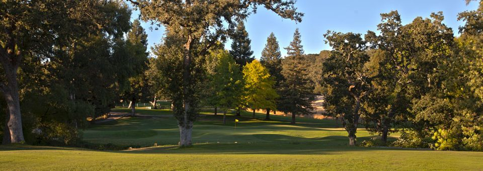 Bennett Valley Golf Course