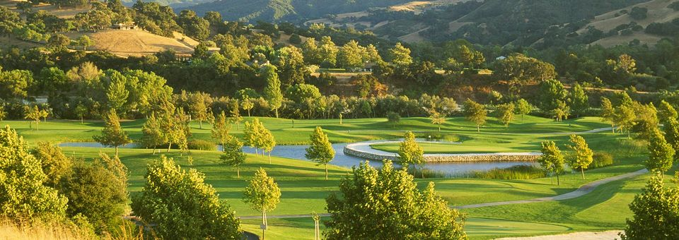 River Course at the Alisal