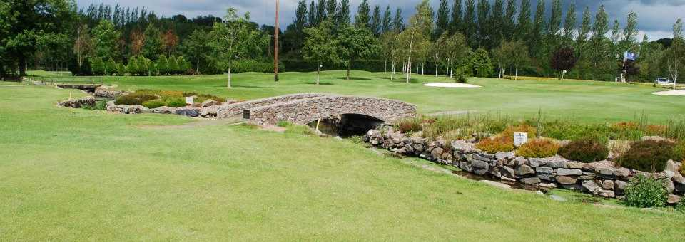 Mannan Castle Golf Club