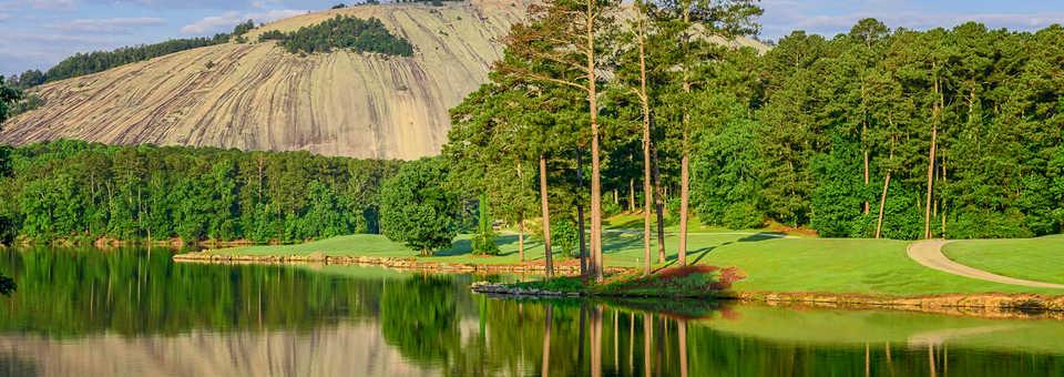 Stone Mountain Golf Club - Lakemont