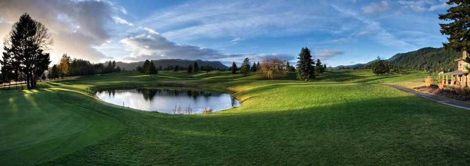 Elk Ridge Golf Course at Carson Hot Springs