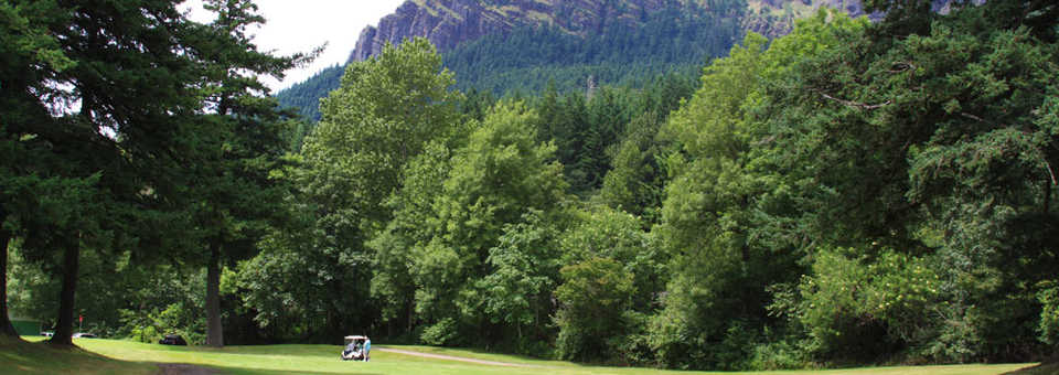 Beacon Rock Golf Course