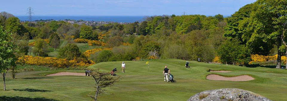 Clandeboye Golf Club Ava Course