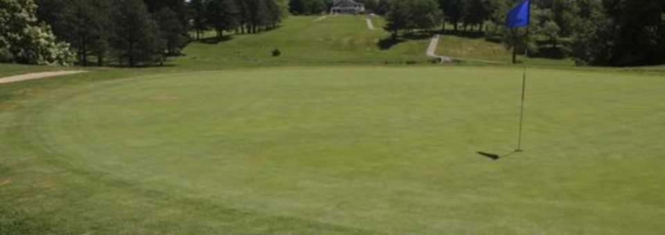 Highland Park Golf Course - Blue