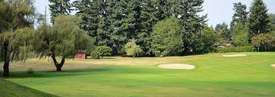 Glendoveer Golf Course - West Course