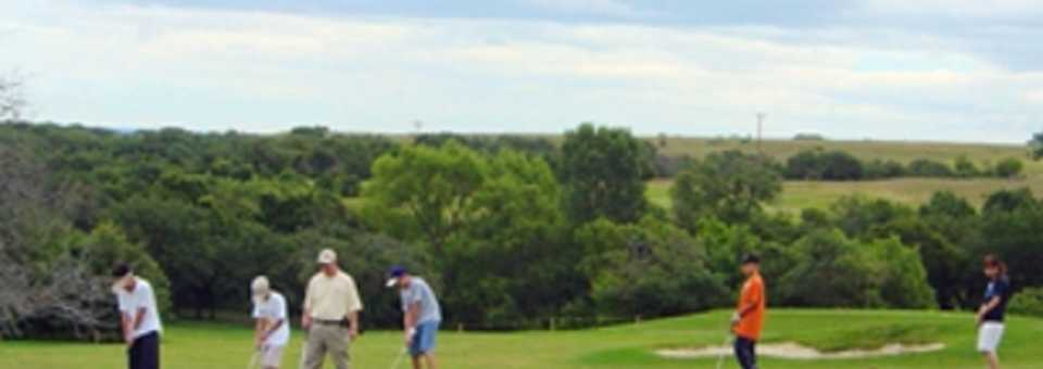 Hills of Cove Golf Course