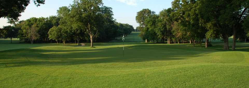 The Old Course - Firewheel Golf Park