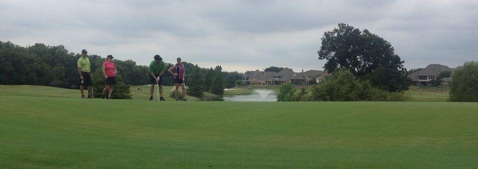 The Lakes Course - Firewheel Golf Park