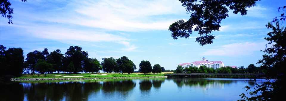 River Marsh Golf Course @ The Hyatt Chesapeake Bay