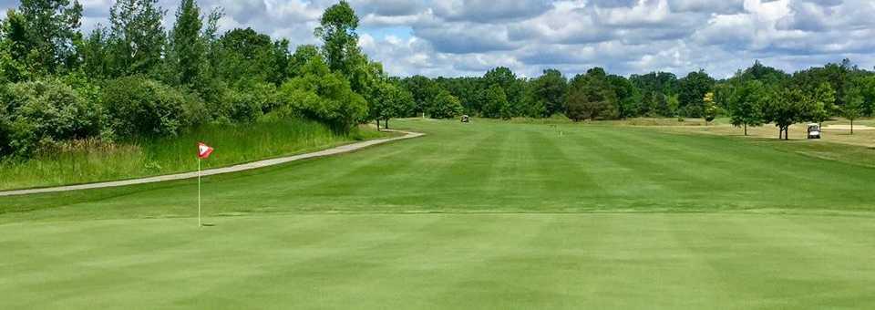 Hudson Mills Golf Course - Metropark Golf
