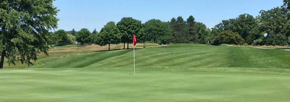 Huron Meadows Golf Course - Metropark Golf