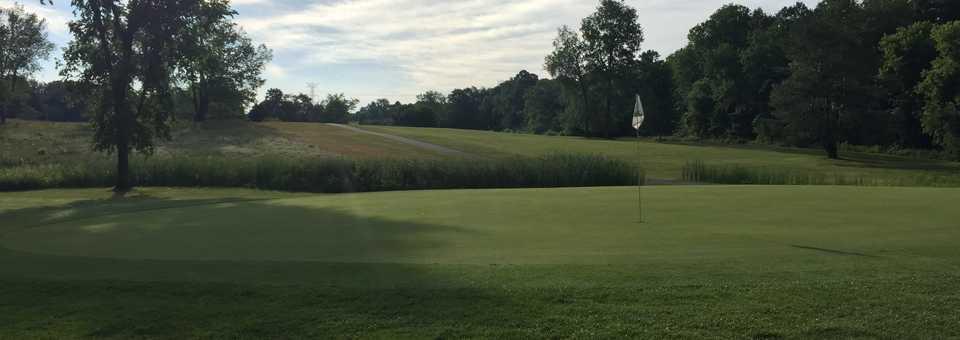 Indian Springs Golf Course - Metropark Golf