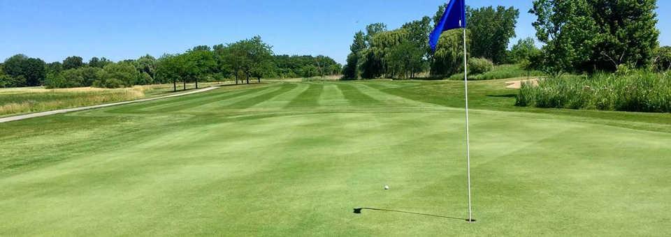 Lake Erie Golf Course - Metropark Golf