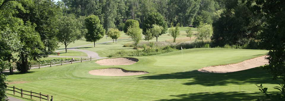 Willow Golf Course - Metropark Golf
