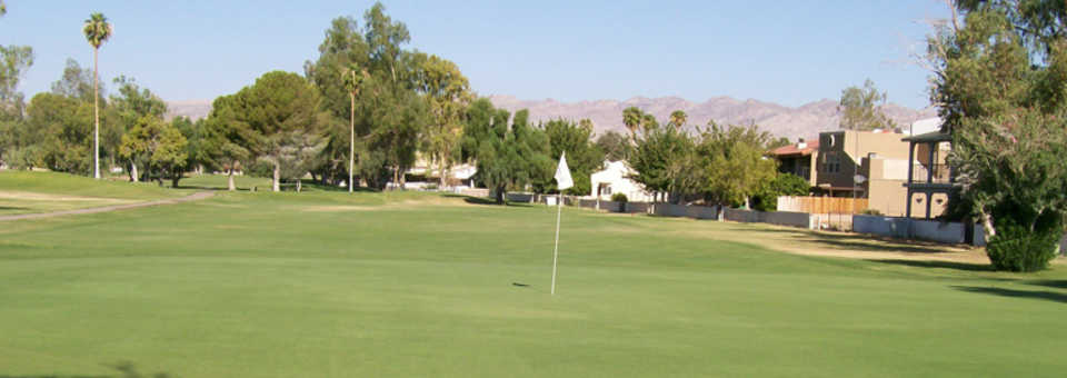 Chaparral Golf & Country Club